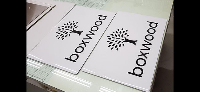 magnetic business signs